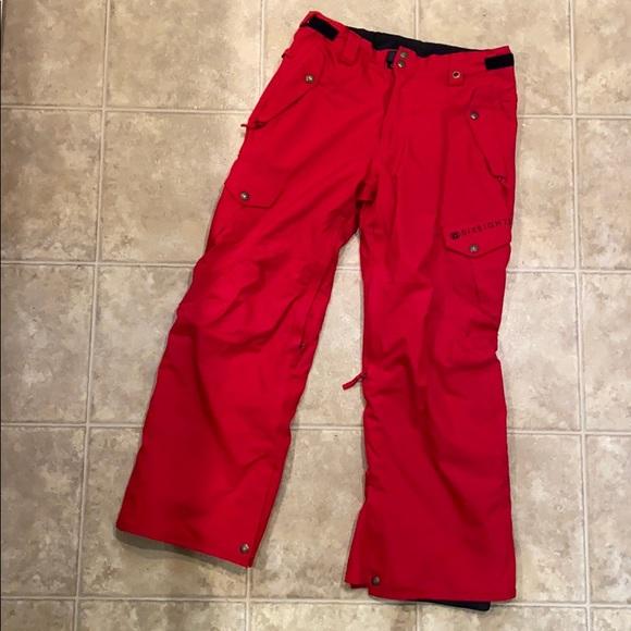 686 snowboarding pants